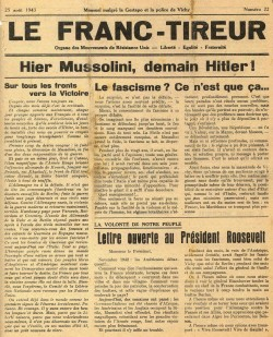 FrancTireur 25aout43 1